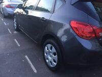 Vauxhall Astra 1.6 petrol 2012