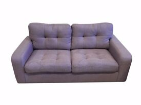 2 Seater Sofa with 2 Single Chairs