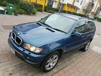 LPG BMW X5 3.0 petrol LPG fitted