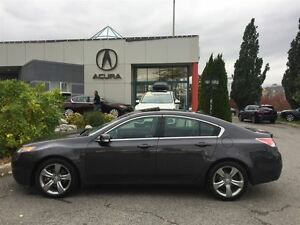 2012 Acura TL TECH NAV AWD ACURA CERTIFIED FULL 7 YEARS 130K