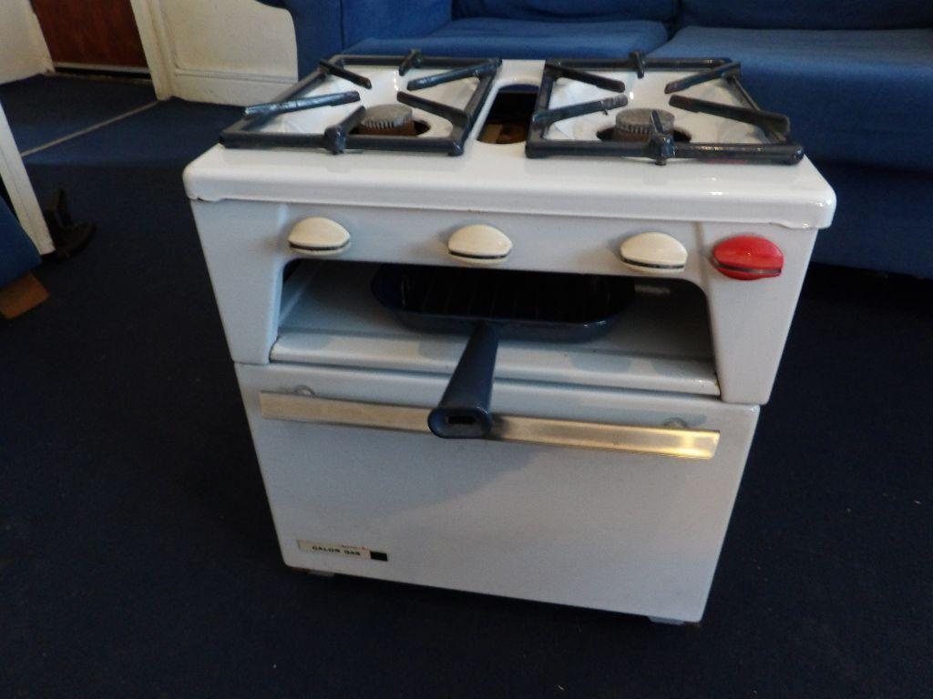 Retro Calor Gas Cooker For Caravan Camping Motor Home 2