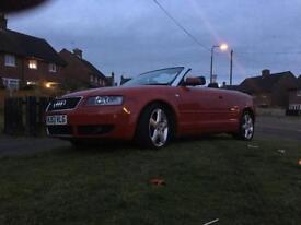 Audi A4 1.8 turbo sport
