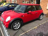 Mini one 2005 1.6 petrol