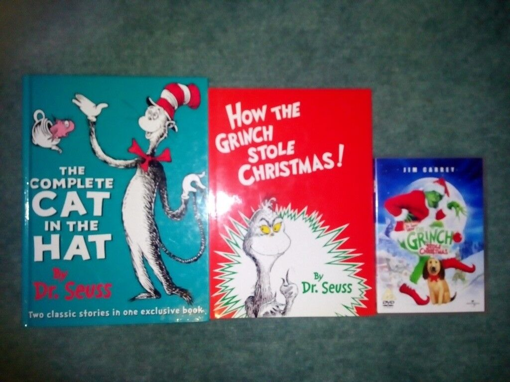 Dr. Seuss: Book - The Complete Cat in