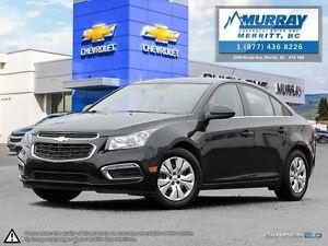 2016 Chevrolet Cruze 1LT**Bluetooth, XMRadio, Back Up Camera**