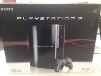 Sony PlayStation 3 Console 40GB