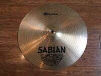 "Sabian B8 16"" Crash Cymbal"