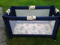 Kiddio Travel Cot