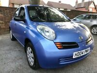 Nissan Micra 1.2 Automatic Low Miles very good condition 62,000