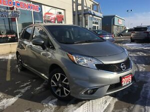 2015 Nissan Versa Note | SR | ALLOYS | HEATED SEATS | TRADED IN