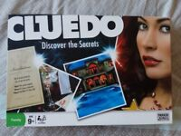 cluedo board game - new edition - perfect condtion