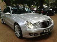 Mercedes e class 320 cdi auto sport 2007 panoramic roof full spec full service history p x welcome