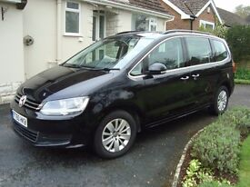 Volkswagen Sharan SE Bluemotion 2.0 TDI 98,000 miles, Manual
