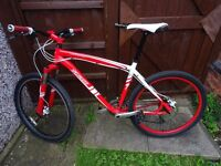 Specialized Hardrock Pro 2011 Hydraulic Disc Brakes Mountain Bike