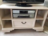 TV Stand - G Plan - Limed Oak Veneer