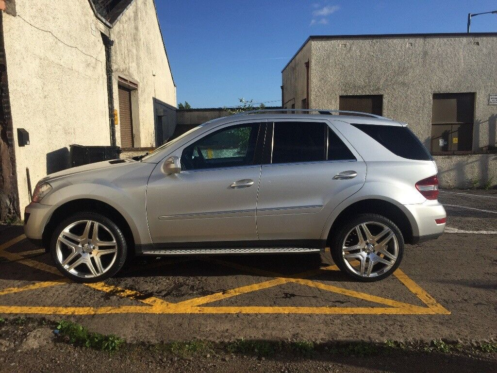 2009 mercedes ml 320 cdi sport in east end glasgow gumtree. Black Bedroom Furniture Sets. Home Design Ideas
