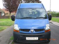 Renault master Motorhome