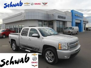 2013 Chevrolet Silverado Rear Park Assist, Touch Screen Nav, Eng Edmonton Edmonton Area image 1