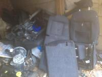 Garage full off car parts £350 with alloys nissan note mondeo golf n Mercedes