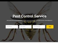 Pest Control Services offer affordable discreet and emergency pest control covering West Midlands