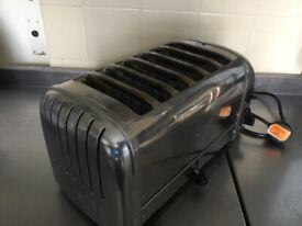 Dualit 8 slice toaster