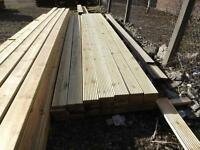 DECKING KITS FROM £100 Various Sizes available & DECKING BOARDS Various *Can Deliver to some areas*