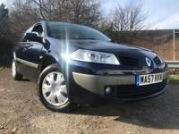 Renault Megane Auto Years Mot Low Mileage Full Service History Belt Done Cheap Insurance High Spec