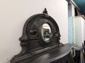 antique fireplace mirrors