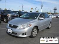 2009 Toyota Corolla LE Delta/Surrey/Langley Greater Vancouver Area Preview