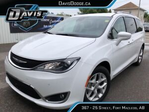 2017 Chrysler Pacifica Touring-L Plus Only $289.00 bi-weekly!...