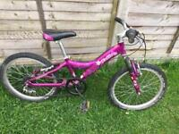 GIANT - TIFFY GIRLS MTB BIKE ( Pink)