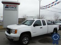 2012 GMC Sierra 2500HD WT Ext.Cab 2WD Long Box-Tow Package