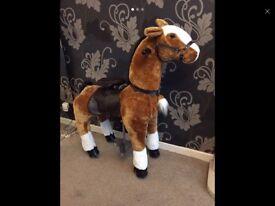 Ufree mechanical horse
