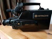 **£29.99** Hitachi VHS Video Recorder Camera