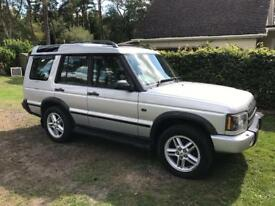 Discovery td5 auto