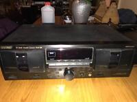 Teac W-780R double cassette deck