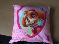 paw patrol pillow