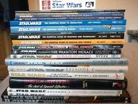 STAR WARS BOOK BUNDLE (10% of original RRP£)