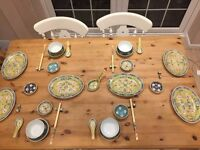 Lovely Chinese Dining/Serving Set