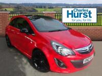 Vauxhall Corsa LIMITED EDITION (red) 2014-09-02