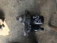 06 VW GOLF MK5 1.6 FSI STARTER MOTOR