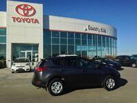 2013 Toyota RAV4 4DR AWD LE