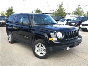 2017 Jeep Patriot NORTH 4X4**FORMER COMPANY VEHICLE**