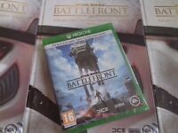 Star wars Battlefront + jakku dlc + collectors edition guide NEW & SEALED / PAY PAL / FREE POSTAGE.