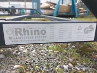 Rhino roof rack to fit Renault traffic or vivaro