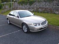 2004 Rover 75 1.8 Club SE