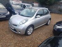 2008 Nissan Micra 1.2 16v Acenta a clean small car