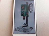 Bosch pd 40 pillar drill brand new and unused complete with all parts collection only and cash
