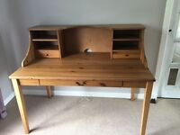 IKEA 'Alve' Desk with Storage