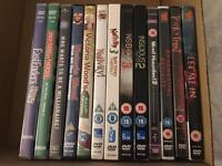 Various DVD's £1-£4 each
